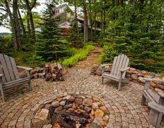 Backyard Firepit Ideas by Backyard Landscaping Ideas Attractive Fire Pit Designs Read More