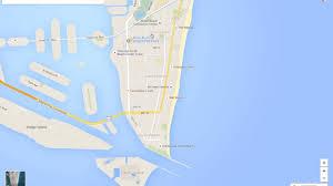 Miami Beach Map Miami Beach Neighborhood Tour U0026 Google Maps Walkthru Youtube