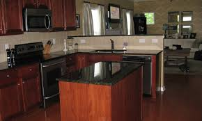 kitchen refreshing unusual built in cabinets for kitchen
