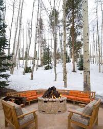 Outdoor Fireplaces And Fire Pits That Light Up The Night Diy 5 Fire Pit Ideas To Steal For Cozy Fall Nights Hgtv U0027s Decorating