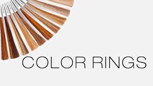 hair color rings images Wig color rings for synthetic human hair jpg