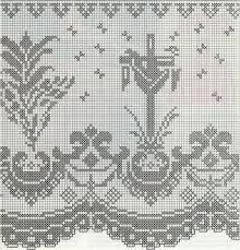 imagenes religiosas a crochet professione donna schemi per il filet bordo per altare crochet