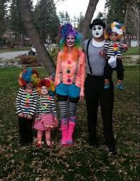 Joe Dirt Halloween Costume Clowning Cool Homemade Clown Costumes Family