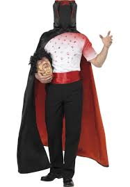 headless halloween headless vampire costume escapade uk