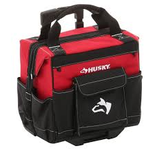 black friday milwaukee tools home depot husky 14 in rolling tool tote gp 44316an13 the home depot