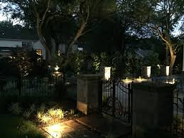 Landscape Lighting Contractor Outdoor Lighting Perspectives Of Kansas City Makes The Come