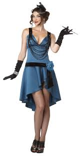 20s Halloween Costumes 1920s Ladies Puttin U0027 Ritz 20s 1940s Fancy Dress Charleston