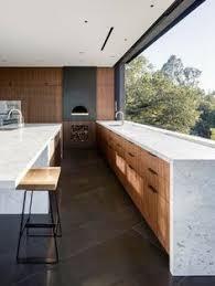 comptoir ciment cuisine plan de travail cuisine en 71 photos idées inspirations