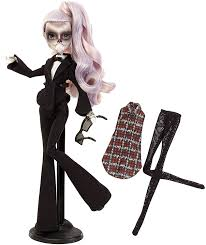 monster high zomby gaga doll amazon co uk toys u0026 games