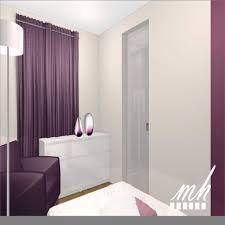 chambre prune et gris chambre prune et gris decoration de chambre bain prune et