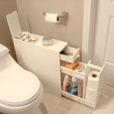 Small Bathroom Floor Cabinet 10 Ways To Squeeze Storage Out Of A Small Bathroom Narrow