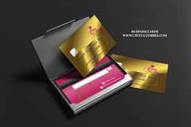 Credit Card Business Cards Designs Business Cards Credit Card Style U2013 Crystal Forbes Design Studio