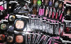 fergie wet n wild makeup line