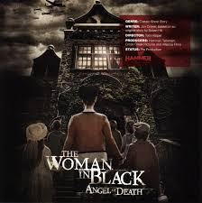 the woman in black angel of death promo poster collider