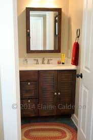 Medallion Bathroom Cabinets by Medallion Cabinetry Mendocino Knotty Alder Door Gingersnap