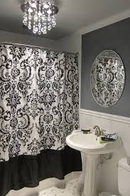 this would be my bathroom except with more counterspace damask