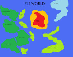 Regions World Map by Plt World Pokemon Legacy Trainer Wiki Fandom Powered By Wikia