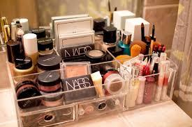 Vanity Makeup Home Design Vanity Makeup Organizer Ideas Beach Style Expansive