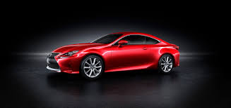 lexus rc 200t new lexus rc coupe ready to order priced from 34 995 in the uk
