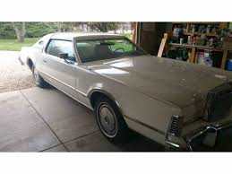 classic lincoln continental mark iv for sale on classiccars com