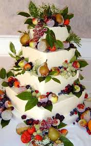 fruit decorations fruit wedding cakes gallery