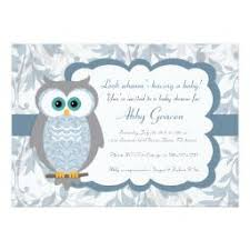 owl baby shower invitations babyshowerinvitations4u