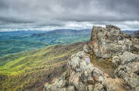 Virginia Mountains Map by Virginia Hiking And Backpacking Trails Explore Virginia Hikes