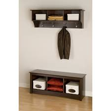 Interior Entryway Bench And Shelf Intended For Fresh Ana White