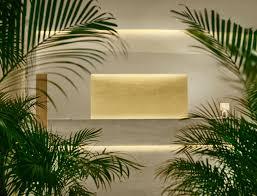 Reception Desk Miami Yabu Pushelberg The Miami Edition Front Desk Luxury
