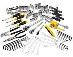 amazon black friday tool set stanley stmt73795 mixed tool set 210 piece amazon com