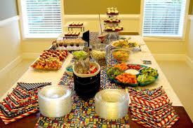 food menu ideas for baby shower baby shower decoration