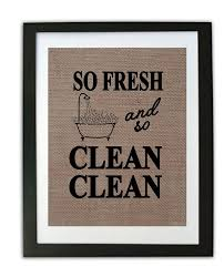 Funny Home Decor Signs Best 25 Burlap Bathroom Ideas On Pinterest Burlap Bathroom