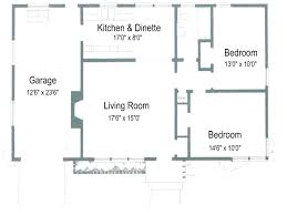 2 bedroom house plans with garage adhome