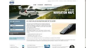 volvo homepage portfolio