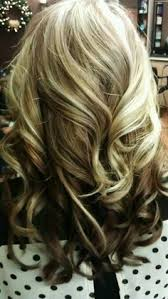 hair styles brown on botton and blond on top pictures of it ideas about top blonde bottom hair cute hairstyles for girls