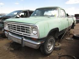 Pickuptrucks Com 1973 To 1998 1973 Dodge D 100 Adventurer Pickup The Truth About Cars