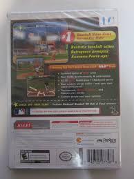 backyard baseball u002710 nintendo wii 2009 ebay