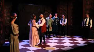 themes in othello act 1 scene 3 othello act 2 scene 1 what from the cape can you discern at sea