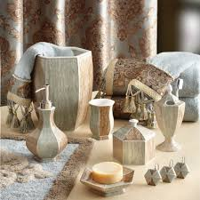 Brown Bathroom Accessories by 123 Best Home Decor Bathroom Vanity Accessories Images On