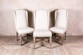 dining chairs inspiring white leather dining chairs top grain