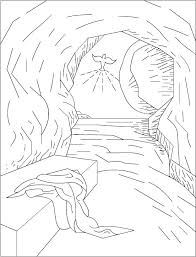 christian easter coloring pages google search coloring pages