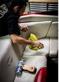 How To Clean Boat Upholstery Chemical Guys Mbw10716 Marine And Boat Heavy Duty Fabric U0026 Vinyl