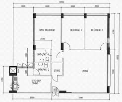 floor plans for pasir ris street 11 hdb details srx property