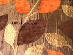 Orange And Brown Curtains Orange And Brown Curtains Teawing Co