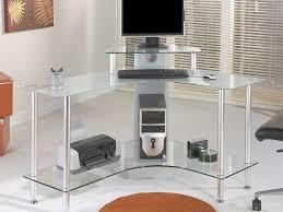 furniture 12 sweet glass office desk glass corner computer