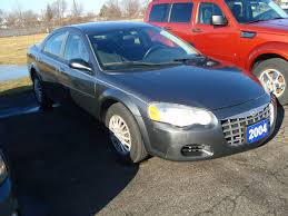 used 2004 chrysler sebring for sale wallaceburg on