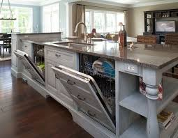 Kitchen Islands With Sink And Dishwasher 32 Best Mullet Cabinetry Images On Pinterest Mullets Dream