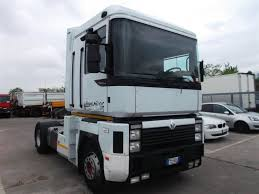 Renault Magnum 440 E Tech Tractor Units For Sale Truck Tractor