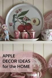 best 25 apple kitchen decor ideas on pinterest apple