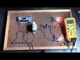 neutral wire explained with lamps 3 wire single phase system youtube